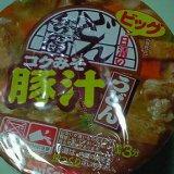 どん兵衛豚汁 in 好きなカップ麺 by kumake2