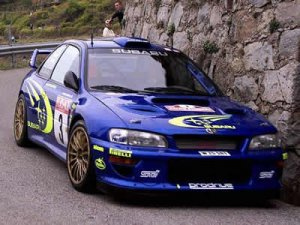SUBARU IMPREZA WRX STI in 好きなクルマBEST5 by RacingSpirits