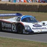 PORSCHE 956 in  by RacingSpirits
