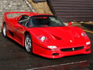 F50 in 好きなフェラーリBEST5 by RacingSpirits