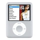 iPod nano 3rd generation in  by RacingSpirits