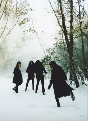THE NOVEMBERS in 好きなアーティストBEST5 by tamatamaco