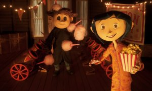 コララインとボタンの魔女 in 好きな映画BEST5 by TN_aka_jona