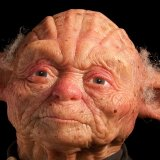 Yoda in  by Evil_Mythology