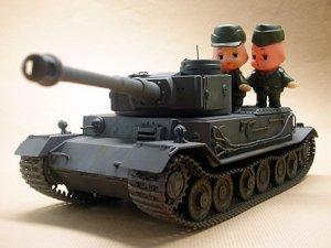 ポルシェティガー in 好きな戦車BEST5 by Ayrton_Kittel