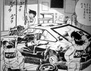 よろしくメカドック in 好きな漫画BEST5 by Ayrton_Kittel