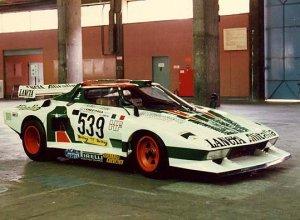 ランチアストラトス シルエット in 好きなレーシングカーBEST5 by Ayrton_Kittel