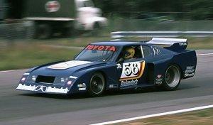 セリカリフトバック ターボシルエット in 好きなレーシングカーBEST5 by Ayrton_Kittel